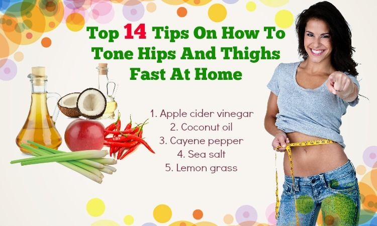 How to tone hips
