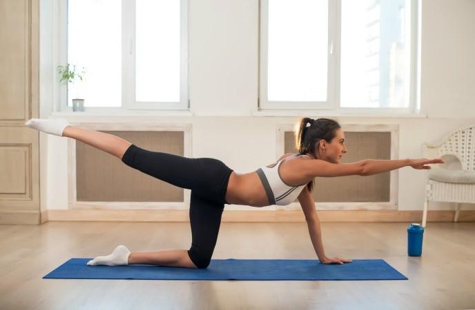 body-sculpting exercises - Corkscrew