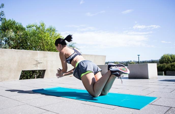 body-sculpting exercises