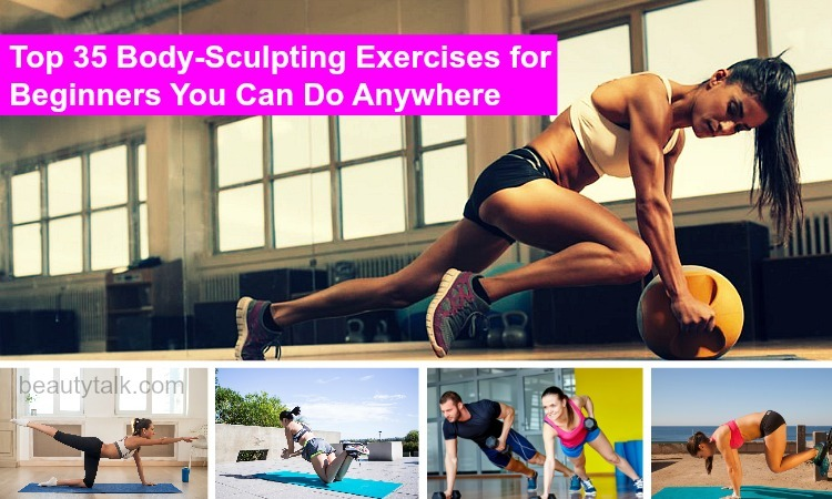 body-sculpting exercises