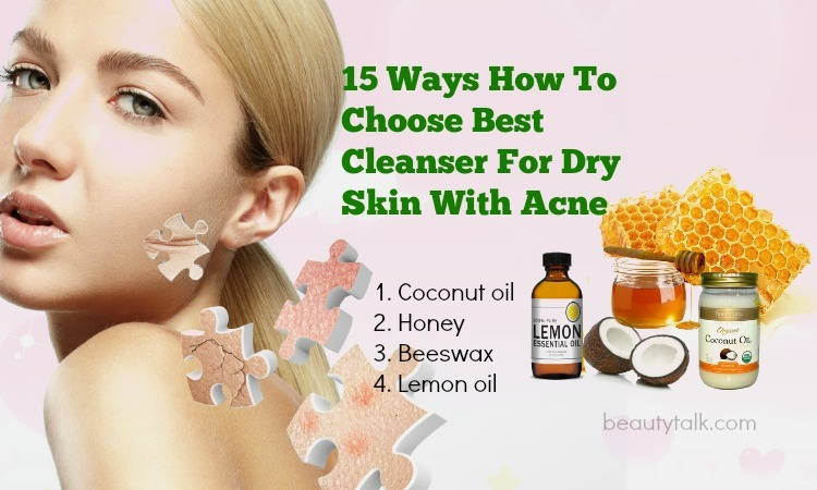 cleanser for dry skin