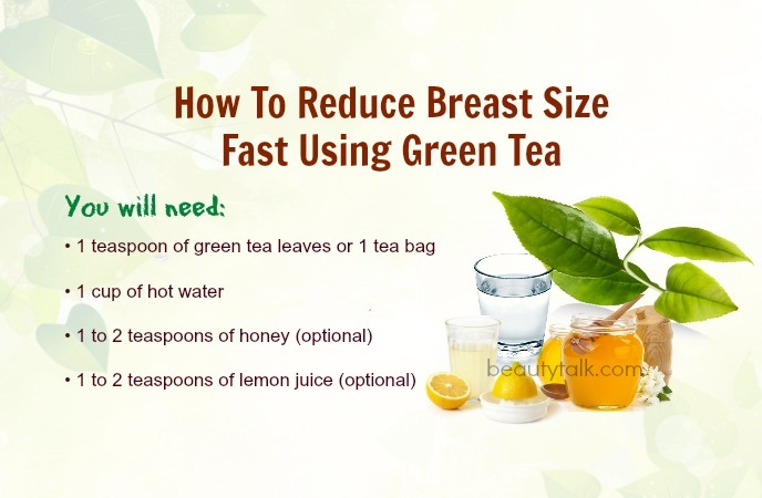 7 Best Ways To Naturally Reduce Breast Size