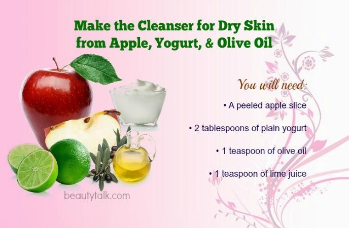 cleanser for dry skin