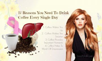 reasons you need to drink coffee every single day