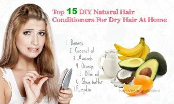 hair conditioners for dry hair