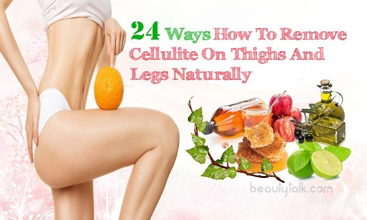 Image Result For Easy Ways To Get Rid Of Cellulite