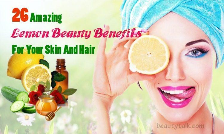 lemon-beauty-benefits