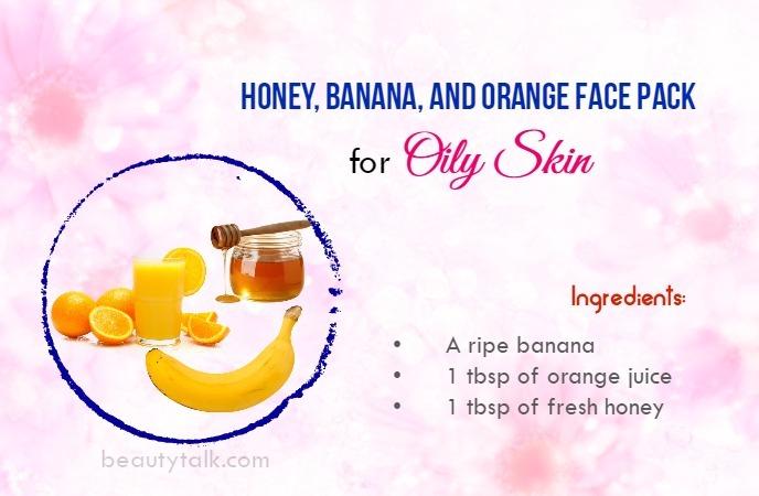 Face Pack For Oily Skin