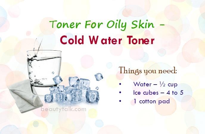 Toner For Oily Skin