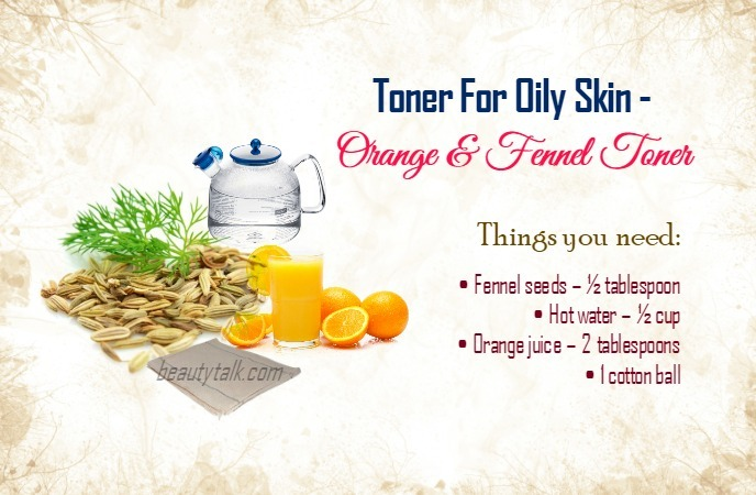Toner For Oily Skin