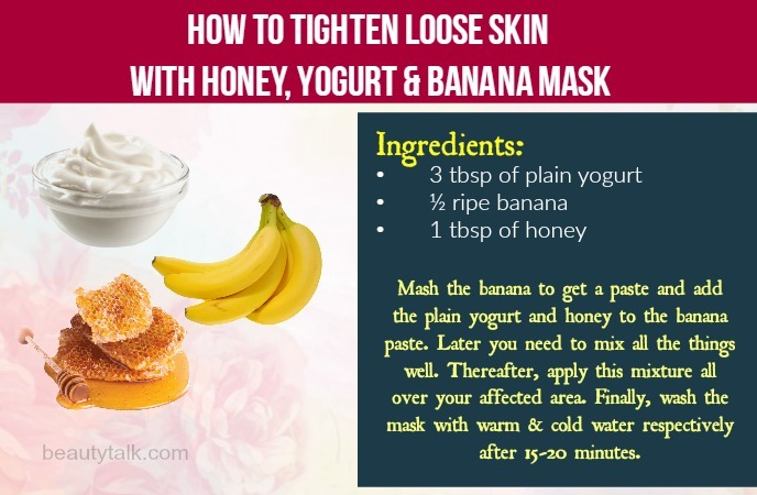 how to tighten loose skin