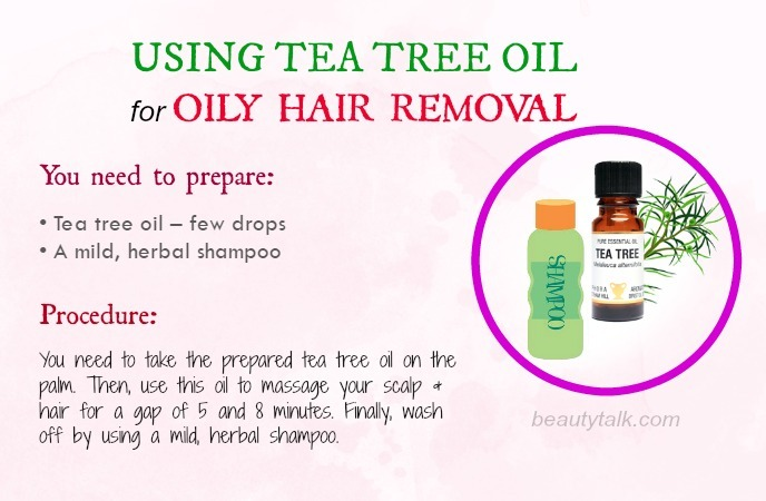 How To Get Rid Of Oily Hair