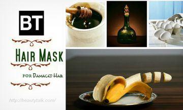 hair mask for damaged hair
