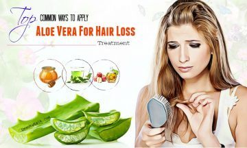 aloe vera for hair loss treatment