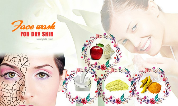 face wash for dry skin in winter