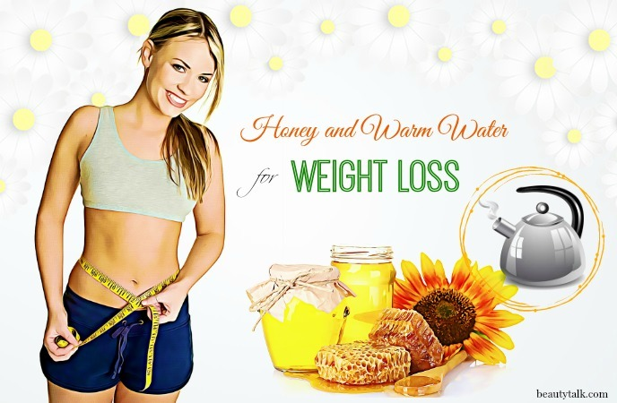 honey for weight loss - honey and warm water for weight loss