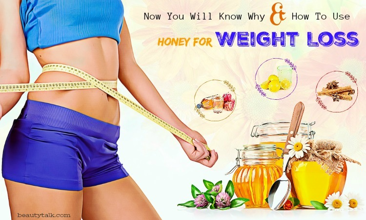 how to use honey for weight loss