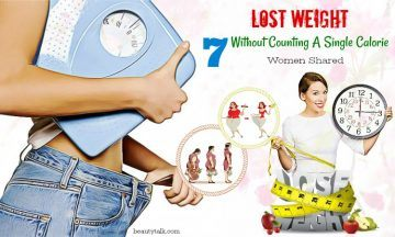 women shared how they lost weight without counting a single calorie