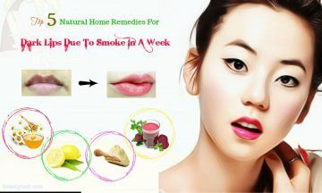 natural home remedies for dark lips