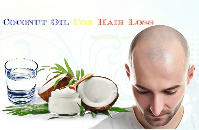 coconut oil for hair in men - coconut oil for hair loss