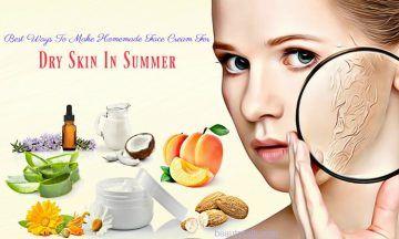 homemade face cream for dry skin