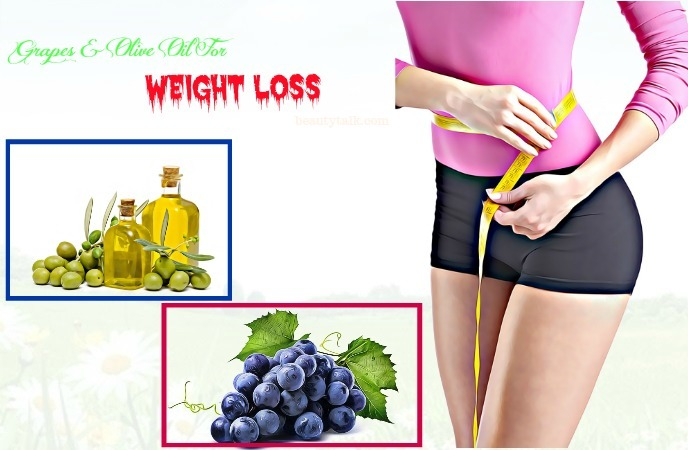 best olive oil for weight loss - grapes & olive oil for weight loss