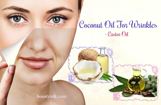 coconut oil and castor oil