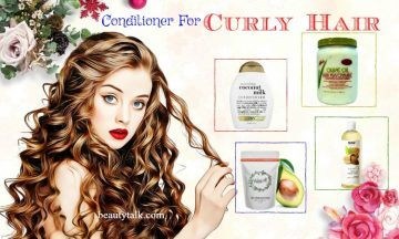 natural conditioner for curly hair