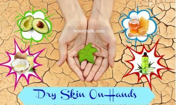 dry skin on hands in summer
