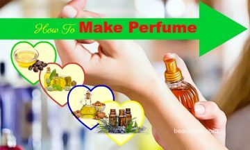 how to make perfume naturally