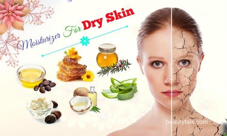 natural moisturizer for dry skin