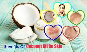 uses and benefits of coconut oil on skin