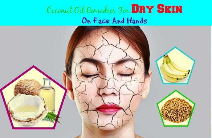 dry skin on face and hands
