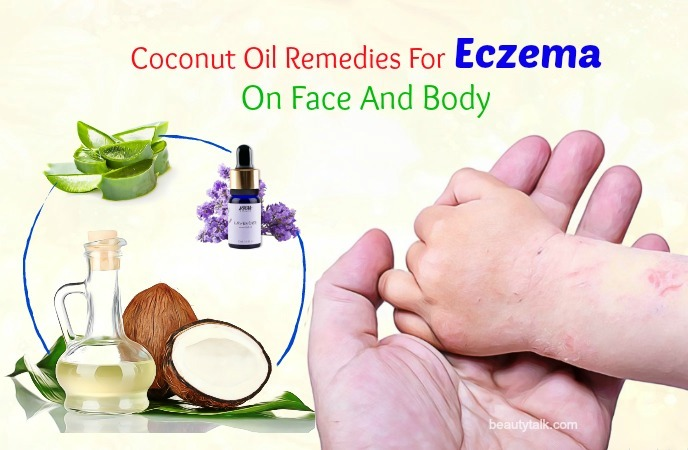 eczema on face and body