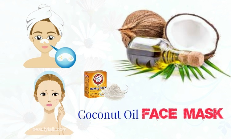 diy coconut oil face mask