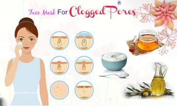 face mask for clogged pores on nose