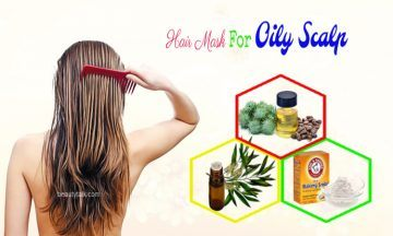 diy hair mask for oily scalp