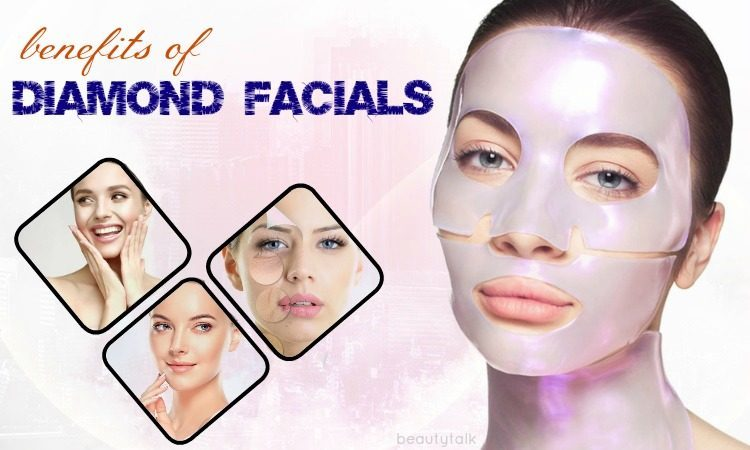 best benefits of diamond facials