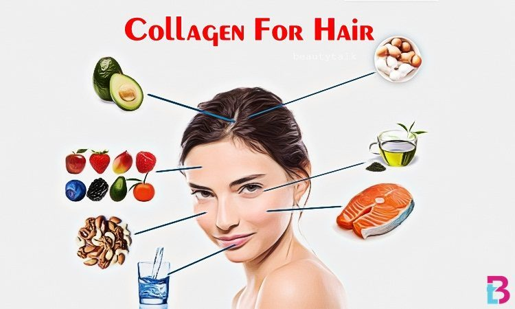 benefits of collagen for hair and skin and how to get it naturally