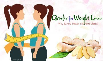how to use garlic for weight loss