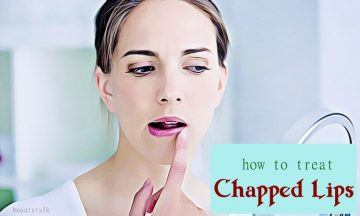 how to treat chapped lips in babies
