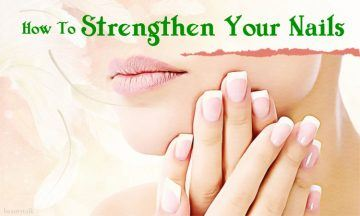 how to strengthen your nails after a gel manicure